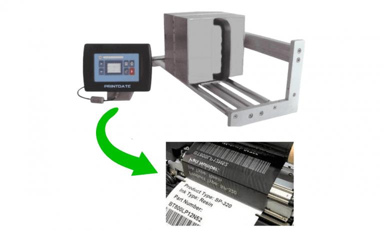 Thermal Transfer Overprinter (TTO) : Mesin Cetak Tanggal atau Kode Untuk Produk